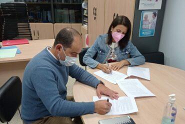 Iuris Sanitas y el Colegio Oficial de Fisioterapeutas de La Rioja firman un Acuerdo de Colaboración